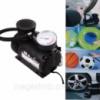 Автомобильный воздушный мини компрессор (DC 12V, 300 PSI) Код:278142570