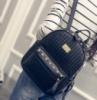 Рюкзак женский кожзам плетенный Braided