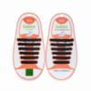 Силиконовые шнурки Coolnice Kids Д01 Черные