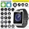 Умные Смарт часы Smart Watch DZ09 silver