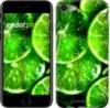 Чехол на iPhone 7 Зелёные дольки лимона 852c-336