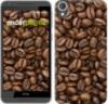 Чехол на HTC Desire 820 Зёрна кофе «783c-133-9980»