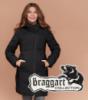 Braggart Simply 1928 | Куртка женская на зиму черная