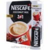 Nescafe Coconut Mix 3в1 20стика