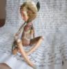 Тыква , кукла ручной работы