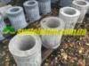 Бетонная урна для мусора уличная по цене от производителя, рекламные мусорные урны для торговых центров и супермаркетов.