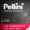 Кофе молотый Pellini #42 Espresso Traditionale, 250 грамм, Италия