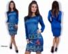 Платье к новому году 828(мода) Код:417868977