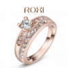 Кольцо Queen Favorite 2 в 1 Roxi Brand Gold 18 K