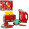 Набор бытовой техники 58001-12  тостер, чайник, посуда, продукты,в кор-ке,40-28,5-9см