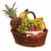 Середній кошик фруктів