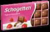 Шоколад Schogetten Youghurt-Strawberry, 100 гр