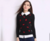 Кофта обманка женская, свитер женский, кофта двойка женские свитера и кофты купить недорого 2016