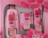 Комплект для женщин Rose of Bulgaria (молочко для лица, мыло, крем для рук)