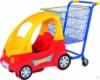 Тележки детские машинки для супермаркета