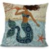 Подушка декоративная Mermaid 45 х 45 см Berni