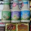 Йогуртовые заправки, 200 мл, Италия