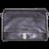 Портфель мужской Tesora (кожа), Tesora-black