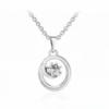 Кулон с цепочкой KOBI Sole с кристаллом Swarovski 7031-0390-02-32