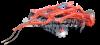 Дисковая борона Паллада  - 3.2 прицепная.