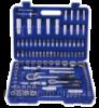 Набор инструментов 1/4«&1/2» 108ед. (6-гр.) Standart ST-0108-6 Код:513150921
