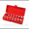 Набор головок для маслосливных пробок 14 ед.TOPTUL  JGAI1402 Код:23990703