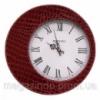 Настенные часы Eclipse  бордо Код:100200