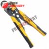 Стриппер для снятия изоляции кабеля + клещи для наконечников 2в1