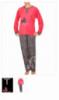Пижама флисовая