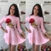 Женское вязаное платье 1227 (16) Код:615580521