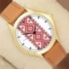 Часы AndyWatch Наручные часы «Золотой орнамент» AW 019
