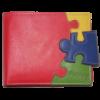 Кошелек женский Buono Leather (кожа), 01-4397(C1)-RED Красный, размер 115*95*10
