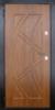 Дверь входная металлическая с МДФ накладкой 97