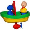 Набор для ванны Лодка и Каю Cаillou 400-CA-124