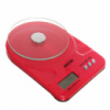 Весы электронные кухонные Kronos SC 301 Красные (sp_2809)