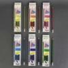 Карандаши простой с резинкой 01380 (240) 12шт в упаковке, 6 видов