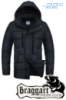 Куртка зимняя мужская Braggart Dress Code - 31610C графит