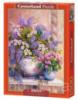 Пазлы «Вазы с цветами», 1500 эл С-151653