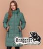 Braggart Simply 1905 | Куртка женская зимняя зеленая