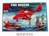 134929. Конструктор Brick арт.905 «Команда Порятунку На Морі. Серія:Пожежна охорона», 40