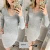 Вязаное платье 1871 СВ Код:647424683