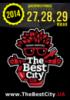 Музыкальный фестиваль The Best City.UA 2014. Билеты Донецк Мультикасса 066 385 06 06