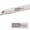 Труба ППР Alfa Plast 20 мм PN20 армированная алюминием
