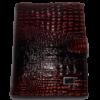 Автодокументы женские Guttik- (заменитель кожи), guttik-3.345 Коричневый, размер 10,5*14*1,7