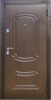 Дверь входная металлическая с МДФ накладкой 91