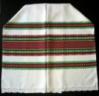 Рушник «Соборний» червоно-зелений