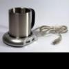 Портативный USB-подогреватель для чашки