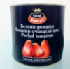 Консервированные очищенные  помидоры