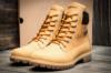 Ботинки мужские Timberland 6 premium boot, песочные (3837-3),  [  40 42  ]