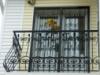 Кованные решетки на балкон и ограждение